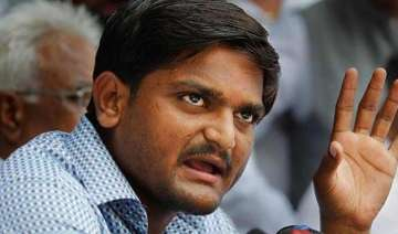 sedition charges against hardik patel upheld by...