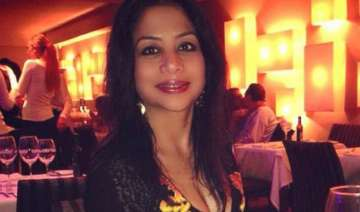 indrani mukerjea was arrested in flesh trade case...