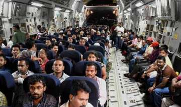 1762 indians brought home from yemen another...