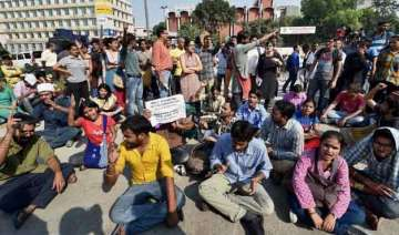 students to continue protest against scrapping of...