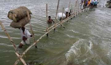 73 per cent of bihar gets flooded every year...