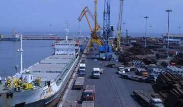 india iran strategic chabahar port to be...
