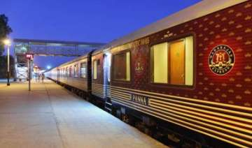 top 5 luxurious trains of india - India TV