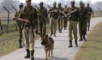 bsf convoy attacked in shillong 3 injured - India...