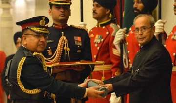 nepal army chief conferred honorary general of...