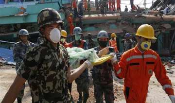2 kerala doctors died in nepal earthquake - India...