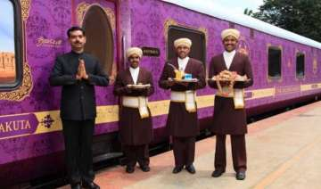 top 5 luxurious trains in india - India TV