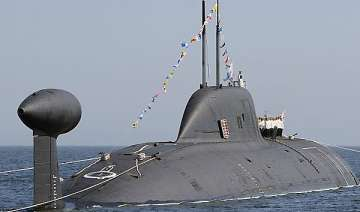 india inducts russian nuclear submarine into navy...