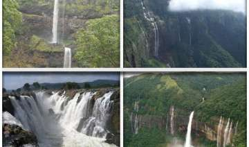 india s top 10 highest waterfalls - India TV