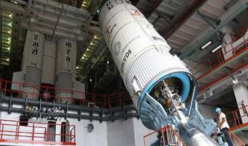 indian rocket gslv d5 to go back to assembly...