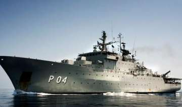 14 indian sailors safe after warships close in on...
