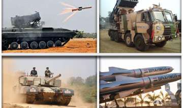 know about indian army s battle weapons - India TV