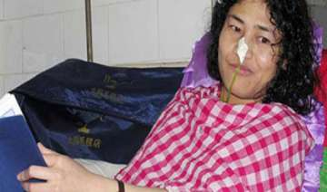 irom sharmila of manipur completes 12 years of...