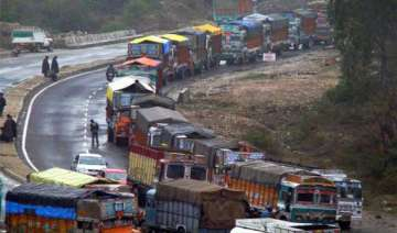 j k highway closed for several hours due to...