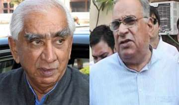 jaswant singh fails to get ticket from barmer bjp...