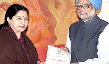 jayalalithaa urges pm to replace food security...
