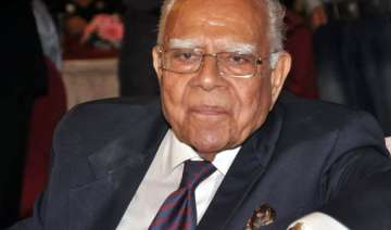 jethmalani s remarks create flutter in rs during...