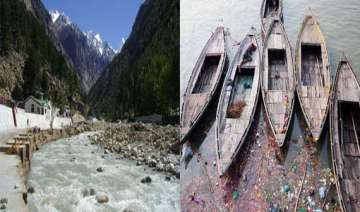 journey of river ganga from purest to the...