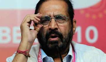 kalmadi spends birthday in cbi lockup - India TV