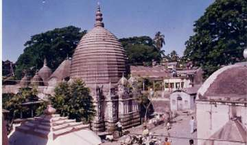 kamakhya temple closed for four days for...
