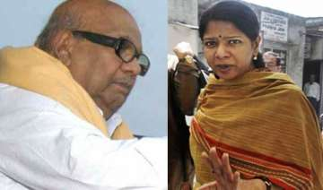 kanimozhi s arrest vendetta against dmk and my...