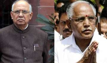 karnataka governor recommends president s rule ....