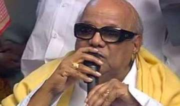 karunanidhi cautions centre on fishermen s issue...