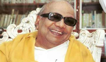 karunanidhi offers to step down - India TV