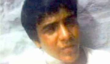 kasab nervous but quiet before execution jail...