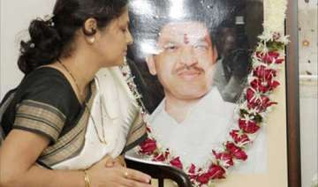 kasab s hanging is a homage to my husband says...