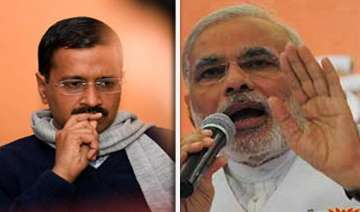 kejriwal loses lead on google search trends modi...