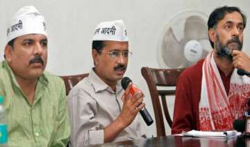 kejriwal to hold two day road show from today for...