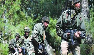 keran sector operation is localised says iaf...