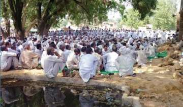 khap bans villagers from having feasts at...