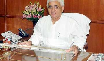 khurshid makes light of raja s arguments - India...
