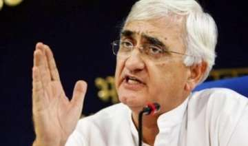 khurshid asks hazare to bring movement on track...
