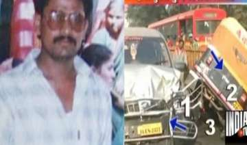 killer pune driver had hallucinations took name...