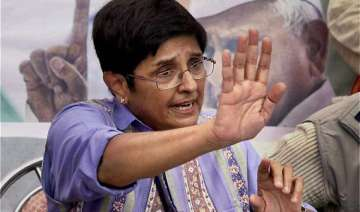 kiran bedi seeks independent probe into graft...