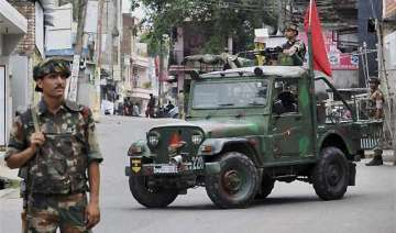 kishtwar violence uninterrupted curfew for sixth...