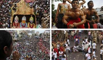 know about the world famous jagannath rath yatra...