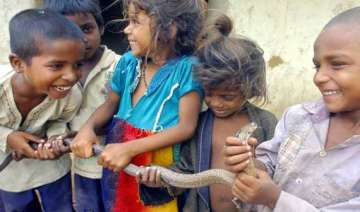 know about the indian tribe where kids are taught...