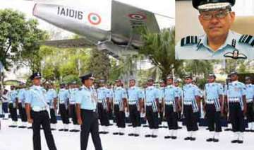 know more about new iaf chief arup raha - India TV