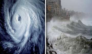 know ten facts about cyclones - India TV