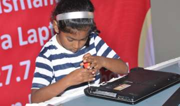 kovai girl fastest to dismantle and assemble...