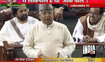 lalu lashes out at anna asks parliament not to...