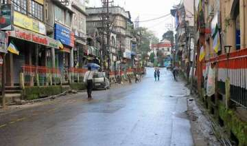life paralysed in darjeeling 30 more arrested in...