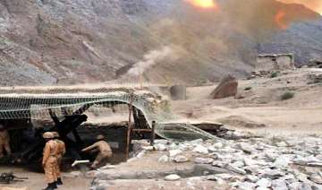 loc attacks fresh firing by pakistan 3 soldiers...