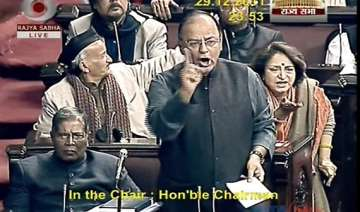 upa govt runs away from putting lokpal bill to...