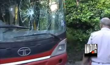 low floor dtc bus crushes young man to death in...
