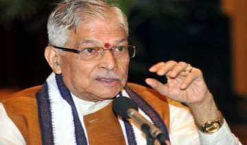 m m joshi reappointed pac chairperson - India TV